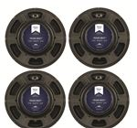Eminence Texas Heat 12 Inch Guitar Speaker 4 Pack 150 Watts 8 Ohms