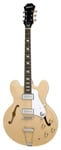 Epiphone Casino Archtop Hollowbody Electric Guitar Natural