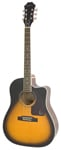 Epiphone AJ220SCE Acoustic Electric Guitar Vintage Sunburst
