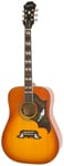 Epiphone Dove PRO Acoustic Electric Guitar Violinburst