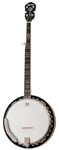 Epiphone MB200 5 String Banjo Red Brown Mahogany