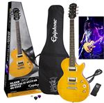 Epiphone Slash AFD Les Paul Special II Guitar Package Appetite Amber