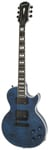 Epiphone Prophecy Les Paul Custom Plus EX Midnight Sapphire with Case
