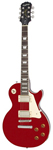 Epiphone Limited Edition Les Paul Standard Guitar Cardinal Red