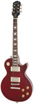 Epiphone Les Paul Tribute Plus Electric Guitar Black Cherry with Case