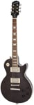 Epiphone Les Paul Tribute Plus Guitar Midnight Ebony with Case