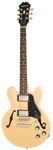 Epiphone ES339 Pro Semi Hollow Electric Guitar Natural