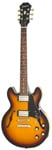 Epiphone ES339 Pro Semi Hollow Electric Guitar Vintage Sunburst