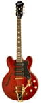 Epiphone Limited Edition Riviera Custom P93 Electric Guitar Wine Red