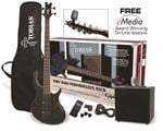 Tobias Toby Bass Guitar Performance Pack Ebony