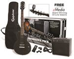 Epiphone Les Paul Performance Pack Electric Guitar Package