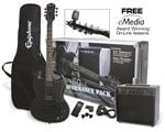 Epiphone Goth SG Special Performance Pack Pitch Black