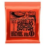 Ernie Ball 2215 Skinny Top Heavy Bottom Slinky Electric Guitar Strings
