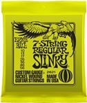 Ernie Ball 2621 7 String Regular Slinky Electric Guitar Strings 10-56