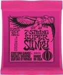 Ernie Ball 2623 7 String Super Slinky Electric Guitar Strings 9-52