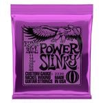 Ernie Ball P02220 Power Slinky Nickel Wound Electric Guitar Strings