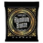 Ernie Ball P02570 Aluminum Bronze Acoustic Extra Light Strings