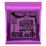 Ernie Ball 2620 7-String Power Slinky Nickel Electric Guitar Strings