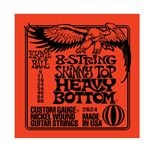 Ernie Ball 2624 8-String Skinny Top Heavy Bottom Electric Guitar Strings