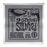 Ernie Ball P02628 9 String Slinky Nickel Wound Electric Guitar Strings