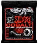 Ernie Ball 2715 Cobalt Slinky Electric Guitar Strings 10-52