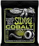 Ernie Ball 2721 Cobalt Slinky Electric Guitar Strings 10-46
