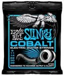 Ernie Ball 2725 Cobalt Slinky Electric Guitar Strings 8-38