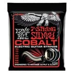 Ernie Ball P02730 Cobalt 7 String Electric Guitar Strings Skinny Top