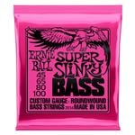 Ernie Ball P02834 Super Slinky Bass Strings