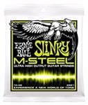 Ernie Ball 2921 M-Steel Regular Slinky Guitar Strings 10-46