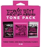 Ernie Ball Slinky Electric Guitar Strings Holiday Tone Pack