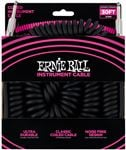 Ernie Ball 30ft Coiled Instrument Cable
