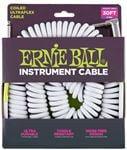Ernie Ball 30ft Instrument Cable Straight/Angle Ends