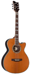 ESP LTD AC15ES Xtone Cedar Top Acoustic Electric Guitar