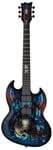 ESP LTD Viper Vampire Biotech Limited Edition Electric Guitar wGigbag