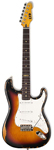 ESP LTD ST203 Electric Guitar Rosewood
