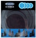 Evans E Rings Sound Control Packages