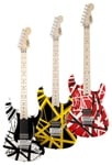 EVH Eddie Van Halen Striped Series Electric Guitar