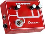 Fuchs Plush Cream Overdrive Pedal