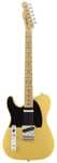 Fender Vintage '52 Telecaster Left Handed Butterscotch Bonde with Case