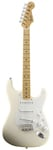 Fender American Vintage '56 Stratocaster Aged White Blonde with Case