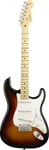 Fender American Standard Stratocaster Maple 3 Color Sunburst with Case