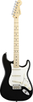Fender American Standard Stratocaster Black with Case