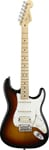 Fender American Standard Strat HSS Maple Fingerboard with Case