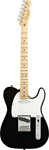 Fender American Standard Telecaster Black with Case