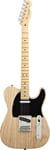 Fender American Standard Telecaster Natural with Case