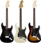 Fender American Special Stratocaster HSS with Gig Bag