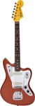 Fender Johnny Marr Jaguar Metallic Kandy Orange with Case
