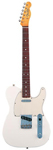 Fender Classic Series 60s Telecaster Olympic White with Gig Bag