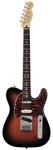 Fender Deluxe Nashville Power Telecaster with Gigbag